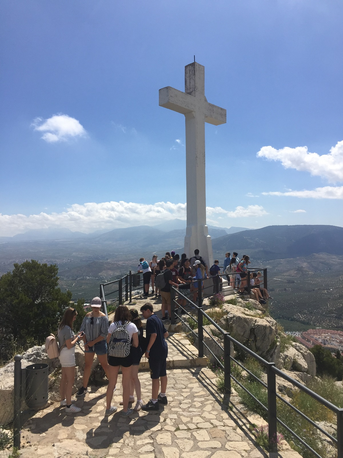 Seaford Head School to Jaén, 24th – 28th May 2018