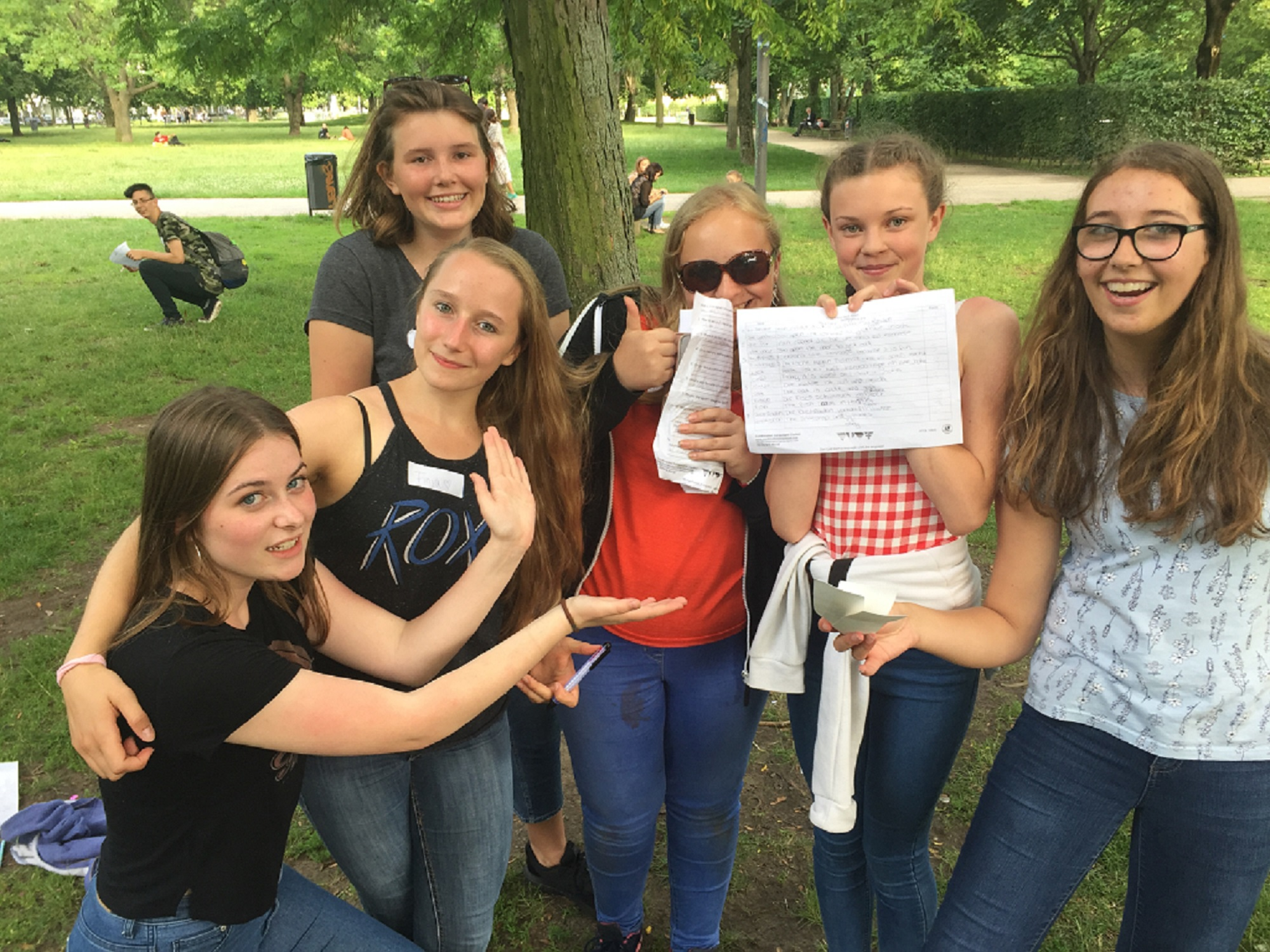Davison CE High School for Girls to Berlin, 10th – 14th July 2017